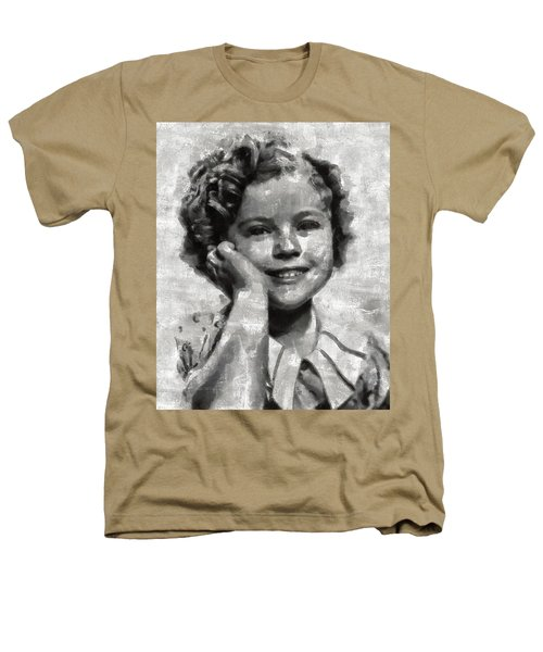 Shirley Temple By Mary Bassett Heathers T-Shirt