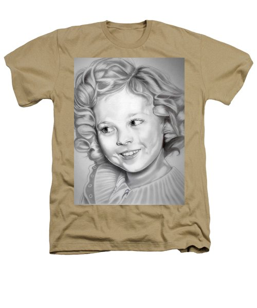 Shirley Temple Heathers T-Shirt by Fred Larucci