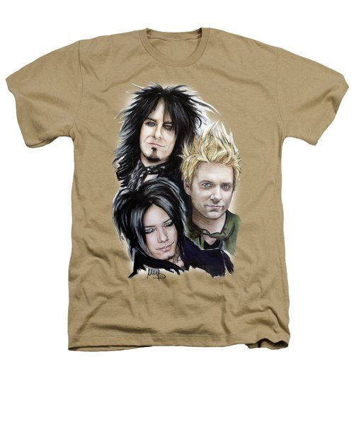 Sixx Am Heathers T-Shirt by Melanie D