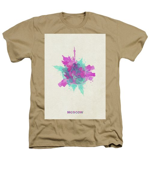 Skyround Art Of Moscow, Russia Heathers T-Shirt