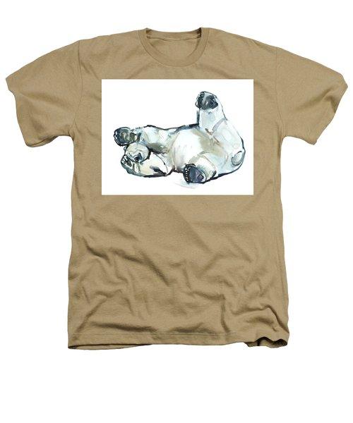Snow Rub Heathers T-Shirt