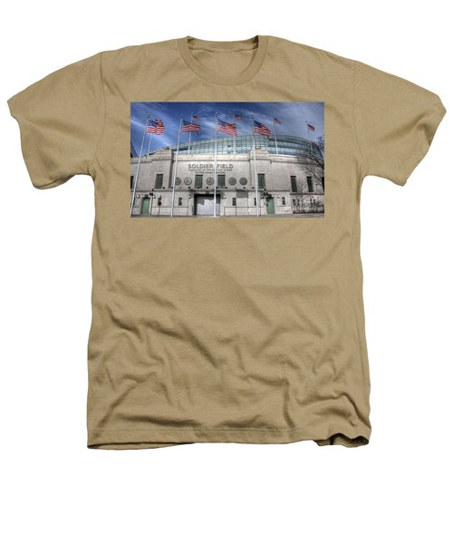 Soldier Field Heathers T-Shirt