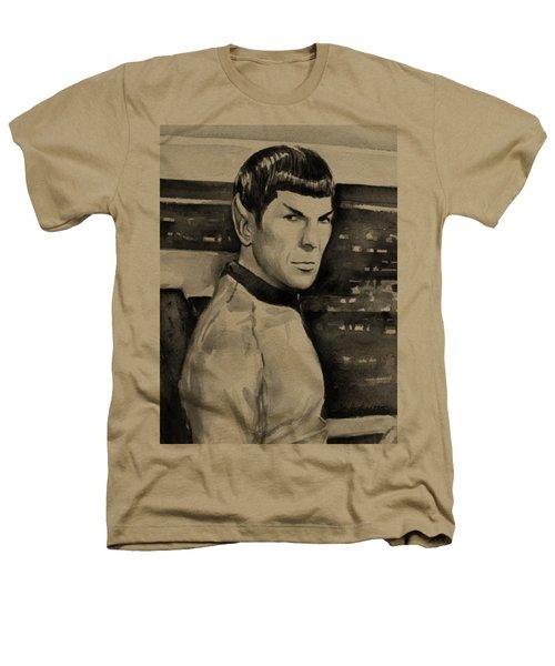 Spock Heathers T-Shirt by Olga Shvartsur