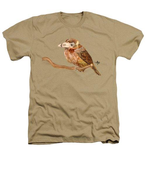 Spot-billed Toucanet Heathers T-Shirt