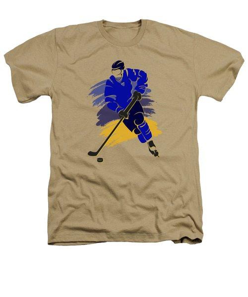 St Louis Blues Player Shirt Heathers T-Shirt