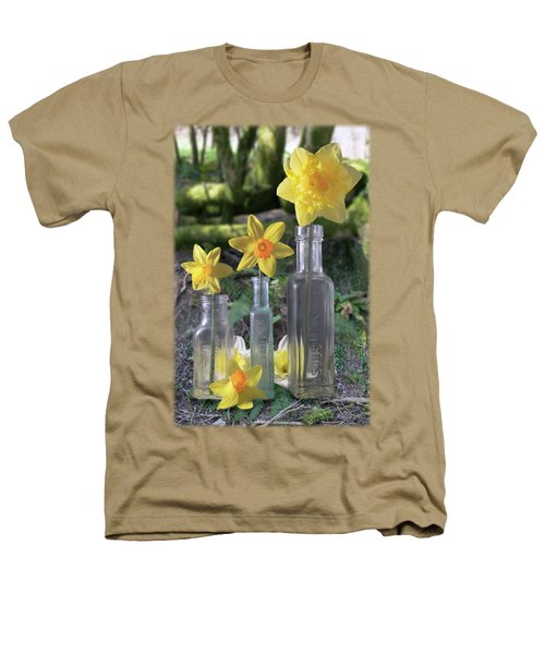 Still Life In The Woods Heathers T-Shirt