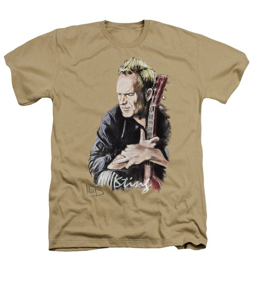 Sting Heathers T-Shirt by Melanie D