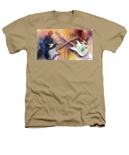 Strat Brothers Heathers T-Shirt