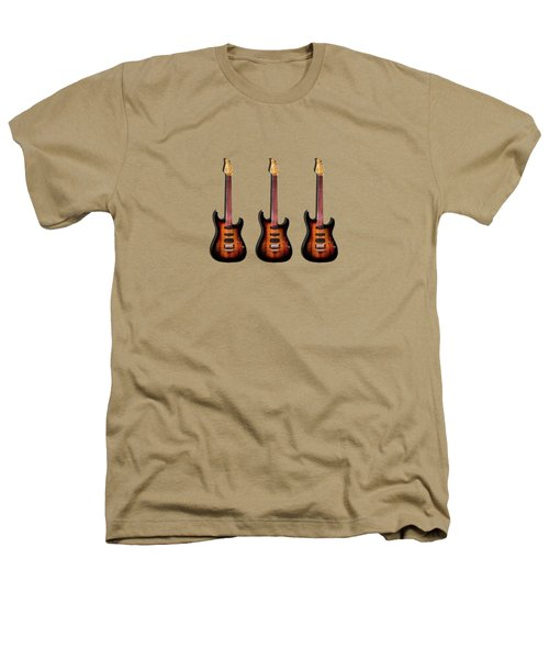 Suhr Classic Heathers T-Shirt by Mark Rogan