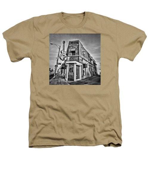 Sun Studio - Memphis #2 Heathers T-Shirt by Stephen Stookey