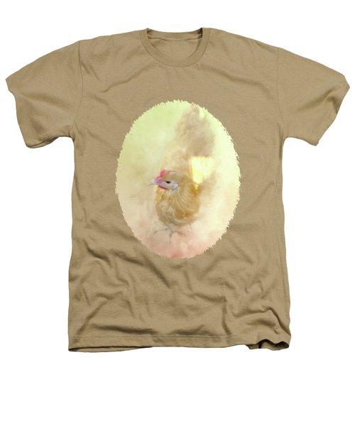 Sunshine And Shadows Heathers T-Shirt by Anita Faye