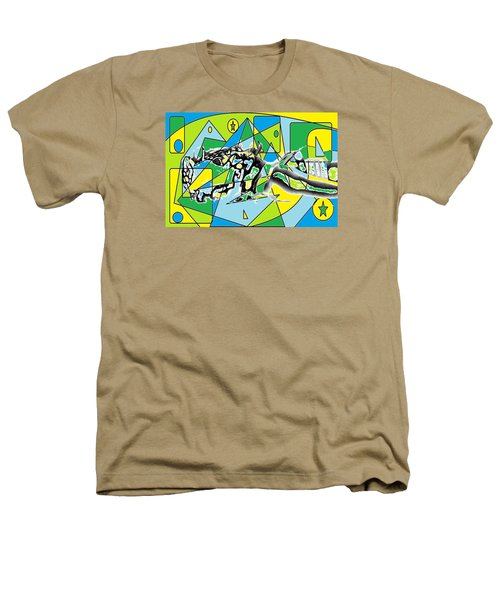 Swift Heathers T-Shirt by AR Teeter