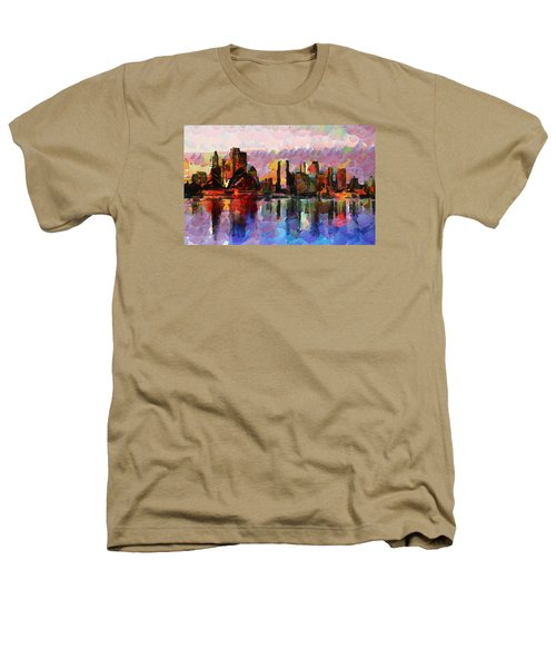 Sydney Here I Come Heathers T-Shirt by Sir Josef - Social Critic - ART