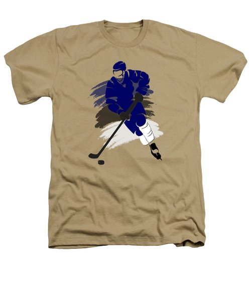 Tampa Bay Lightning Player Shirt Heathers T-Shirt by Joe Hamilton
