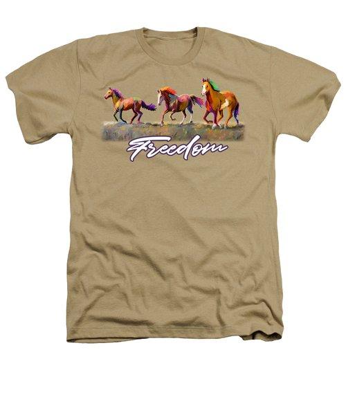 Taste Of Freedom Heathers T-Shirt