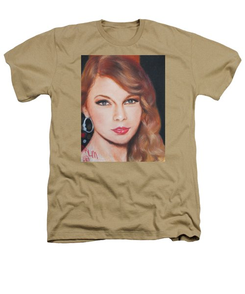Taylor Swift  Heathers T-Shirt by Ronnie Melvin
