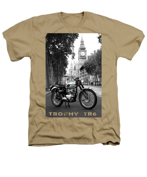 The 1956 Trophy Tr6 Heathers T-Shirt