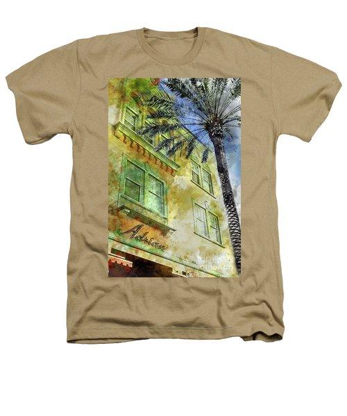The Adrian Hotel South Beach Heathers T-Shirt by Jon Neidert