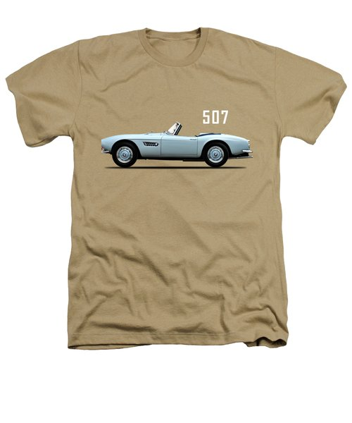 The Bmw 507 Heathers T-Shirt by Mark Rogan