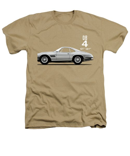 The Db4gt Jet Heathers T-Shirt by Mark Rogan