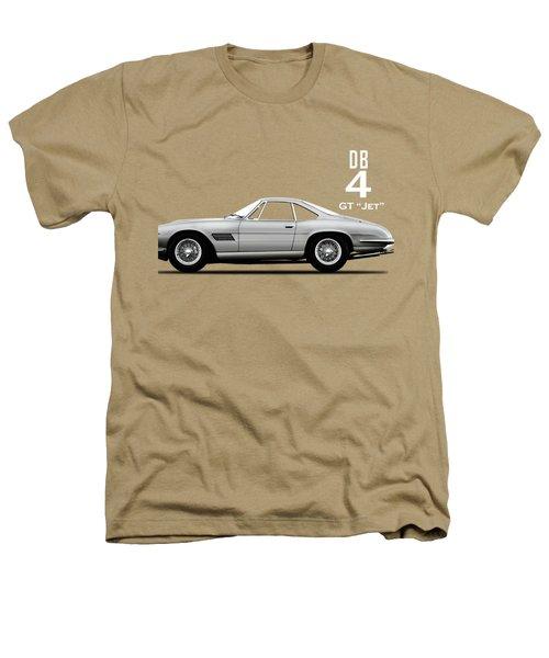 The Db4gt Jet Heathers T-Shirt