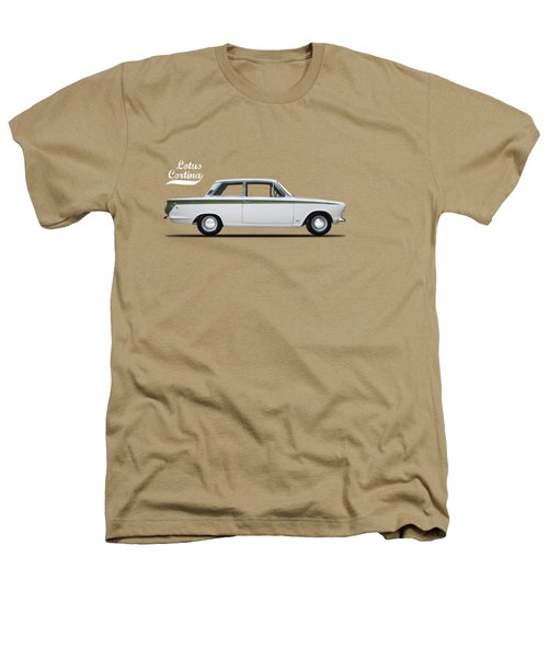The Lotus Cortina Heathers T-Shirt