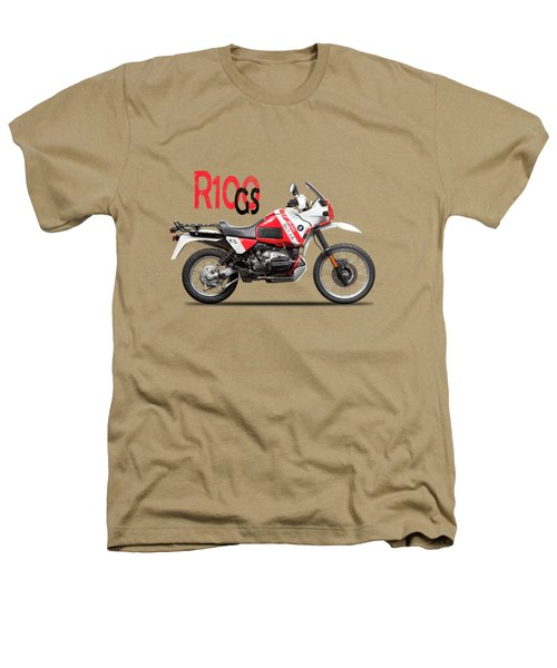 The R100gs Heathers T-Shirt by Mark Rogan