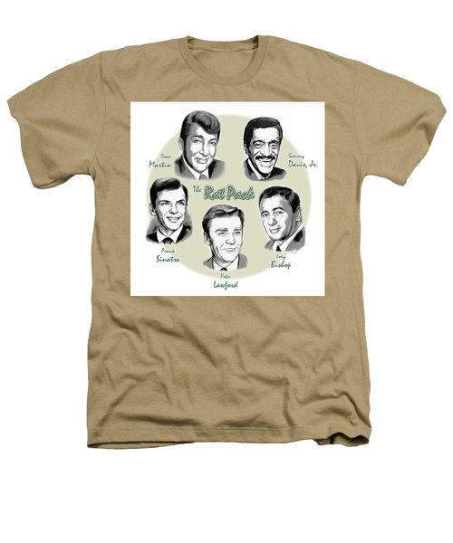 The Rat Pack Heathers T-Shirt by Greg Joens
