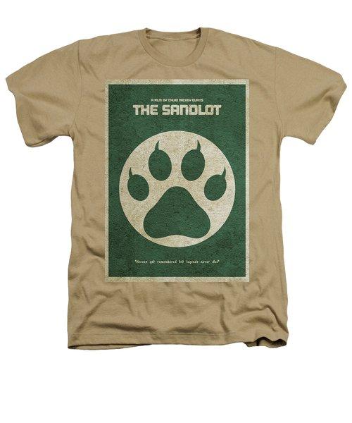The Sandlot Alternative Minimalist Movie Poster Heathers T-Shirt by Ayse Deniz