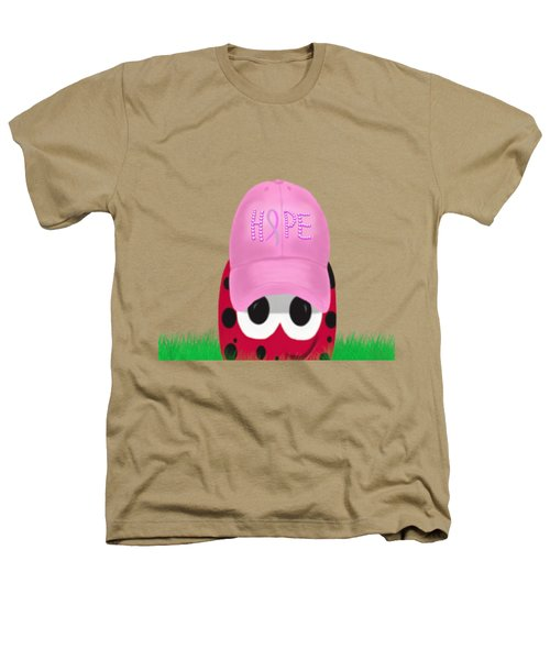 The Warrior Ladybug Heathers T-Shirt