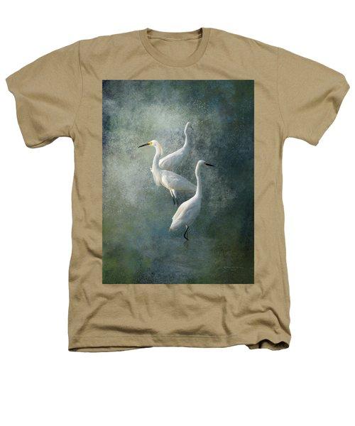 Three Of A Kind Heathers T-Shirt