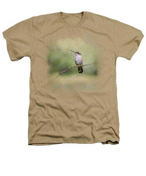 Tiny Visitor Heathers T-Shirt