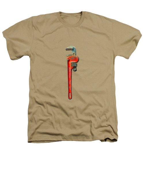 Tools On Wood 62 On Bw Heathers T-Shirt