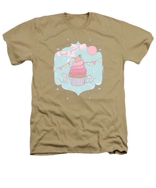 Treat Yourself Cupcake Party Heathers T-Shirt
