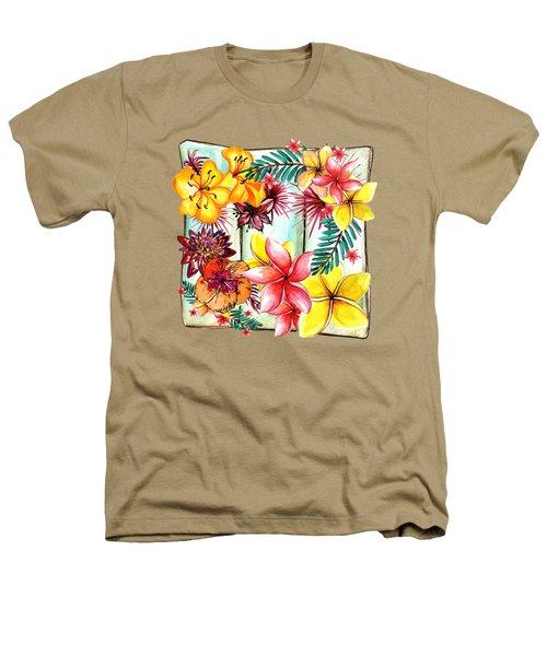 Tropicana By Kaye Menner Heathers T-Shirt by Kaye Menner