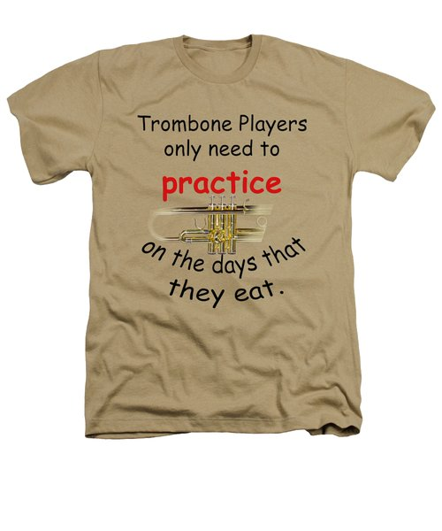 Trumpets Practice When They Eat Heathers T-Shirt