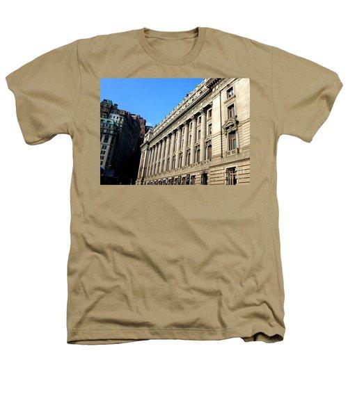 U S Custom House 1 Heathers T-Shirt