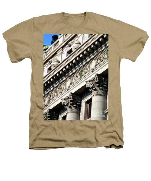 U S Custom House 2 Heathers T-Shirt