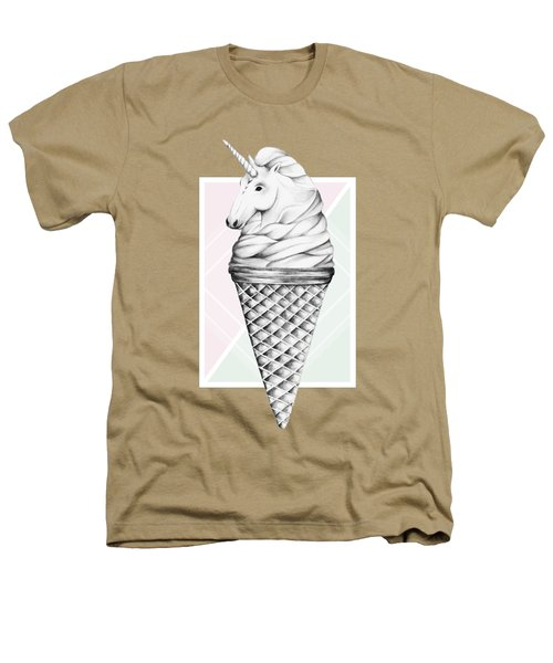 Unicone Heathers T-Shirt by Barlena