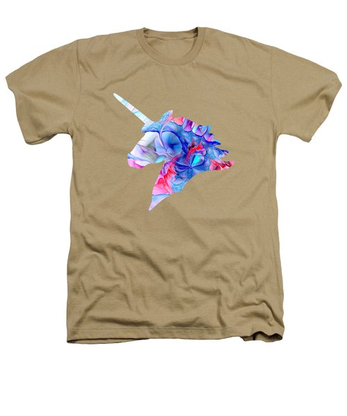 Unicorn Dream Heathers T-Shirt by Anastasiya Malakhova