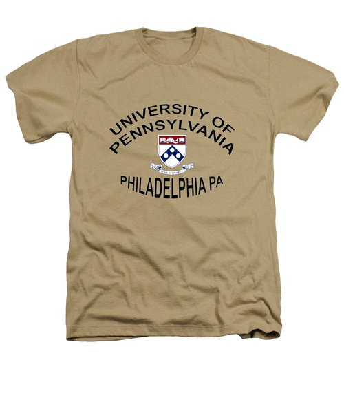 University Of Pennsylvania Philadelphia P A Heathers T-Shirt by Movie Poster Prints