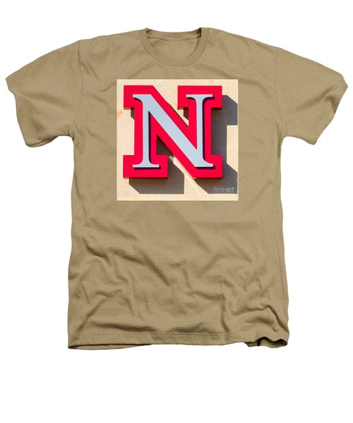 UNL Heathers T-Shirt by Jerry Fornarotto