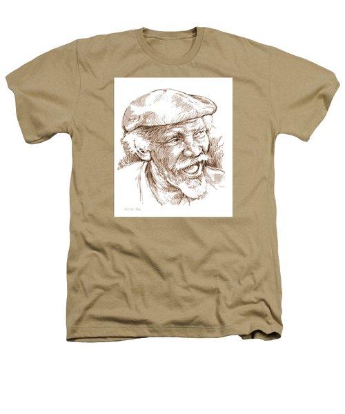 Victor Boa Heathers T-Shirt by Greg Joens