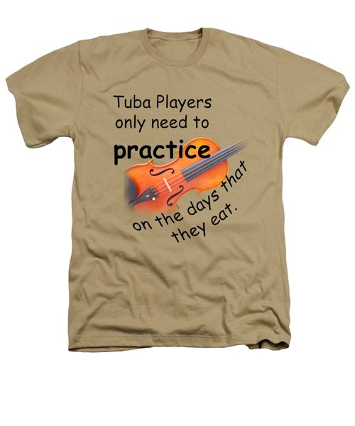 Violins Practice When They Eat Heathers T-Shirt