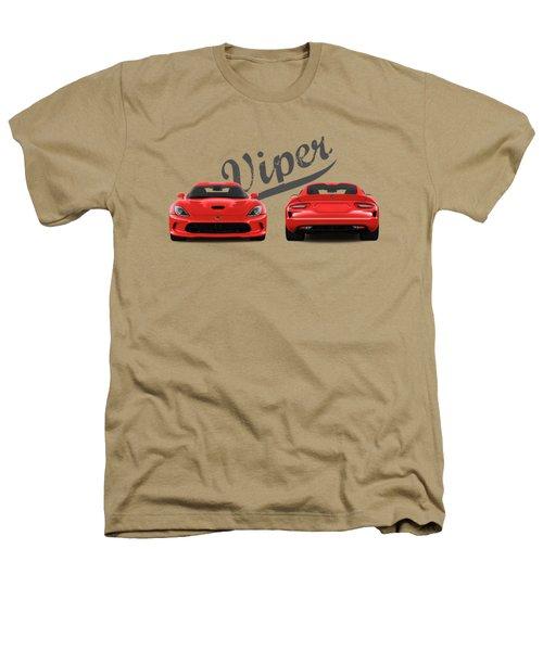 Viper Heathers T-Shirt by Mark Rogan