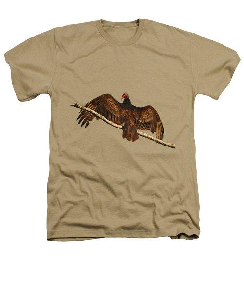 Vivid Vulture .png Heathers T-Shirt