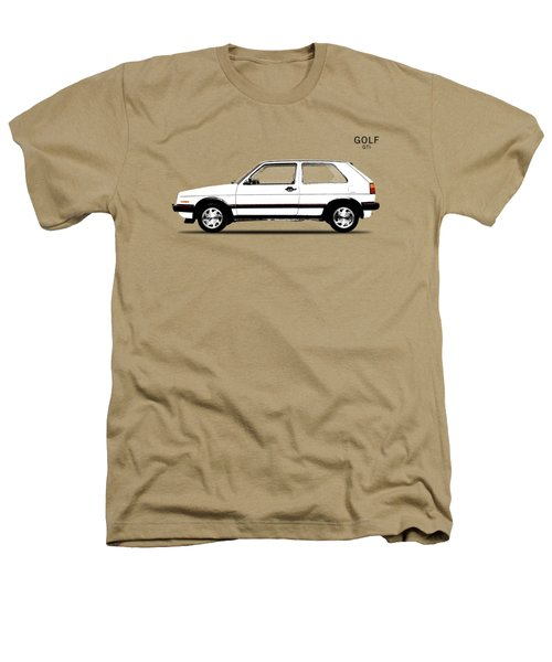 Vw Golf Gti Heathers T-Shirt by Mark Rogan