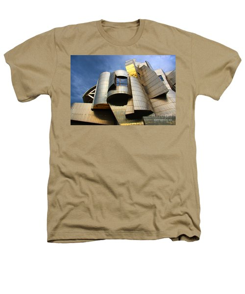 Weisman Art Museum University Of Minnesota Heathers T-Shirt by Wayne Moran