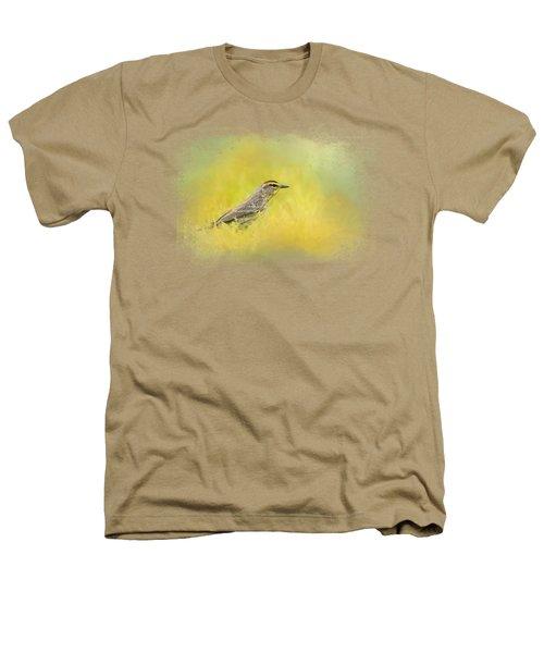 Welcome New Friend Heathers T-Shirt by Jai Johnson