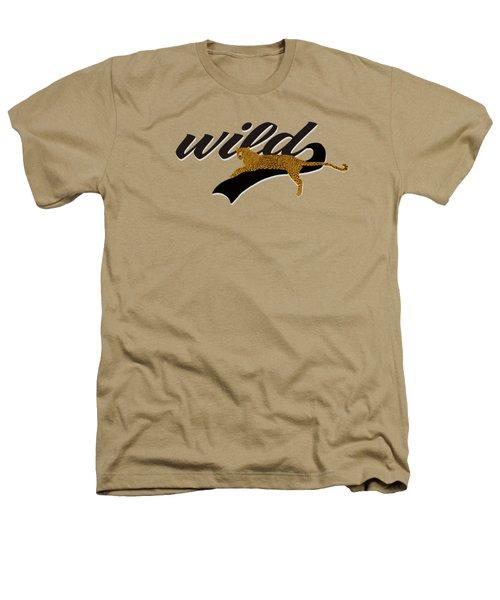 Wild Heathers T-Shirt by Priscilla Wolfe
